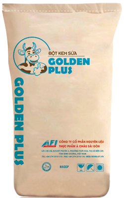 Bột kem Golden Plus